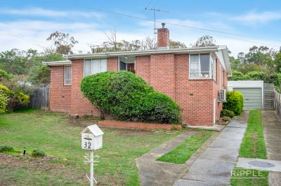Well located brick first home or investment