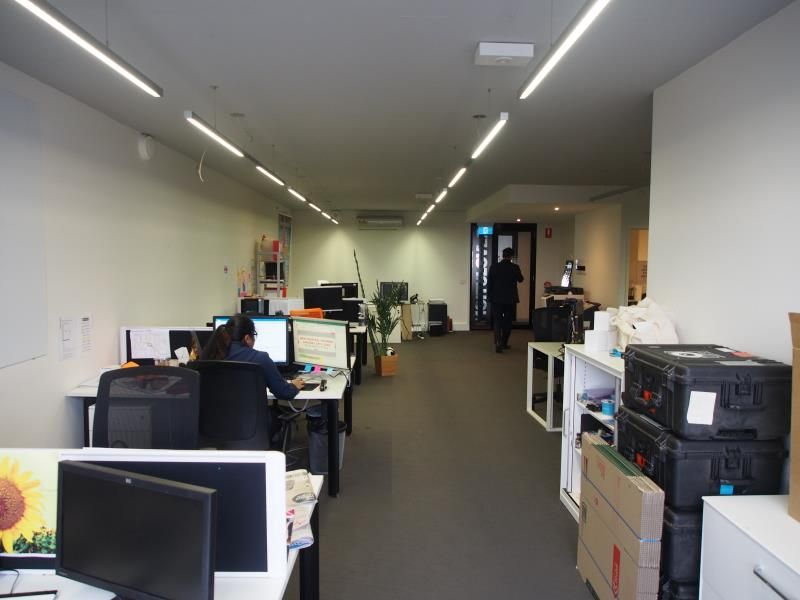 Bright and Well Located Office