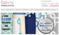 Online Fabric Reseller $100k