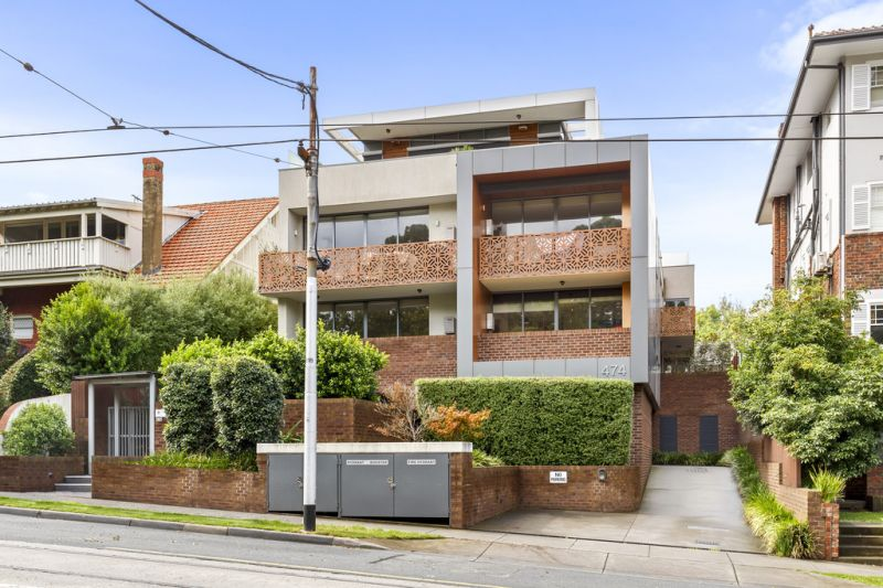 Apartment lifestyle in the heart of Hawthorn