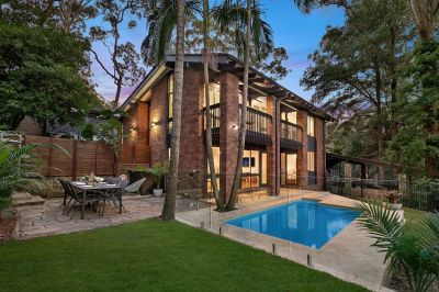Tranquil family home in enviable location
