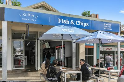 LORNE FISH N CHIPS