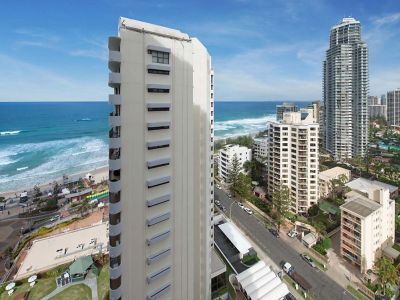 High floor east facing dual key in Beachcomber