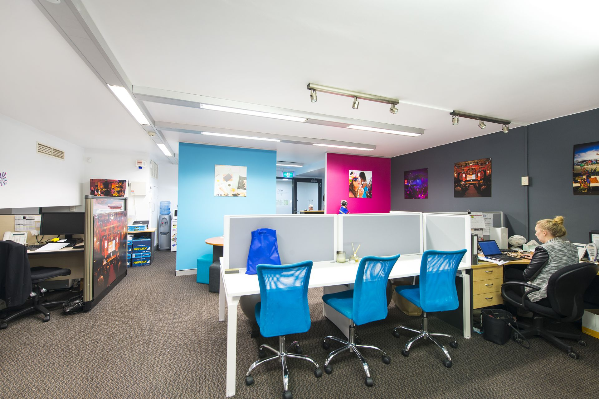 Modern Office with Fitout