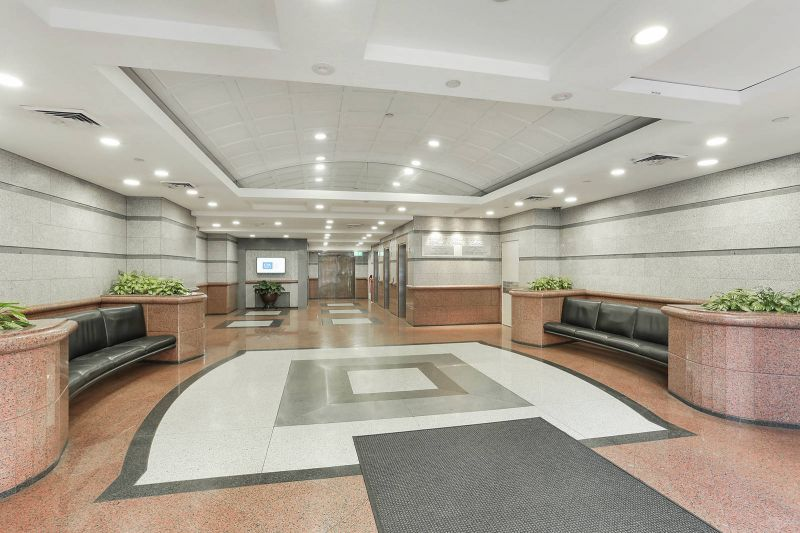BOUTIQUE OFFICE SPACE WITH PRESTIGIOUS ADDRESS