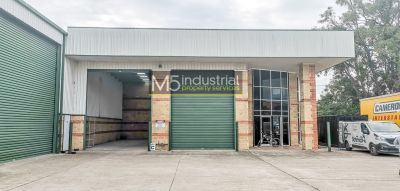 272sqm - Ideal High Clearance Warehouse with Showroom