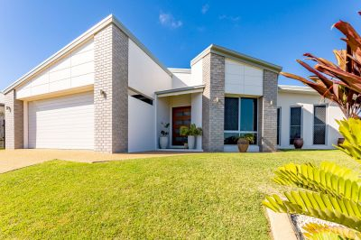 STUNNING RESIDENCE WITH PRIVATE YARD, SOLAR, INGROUND POOL & SHED!