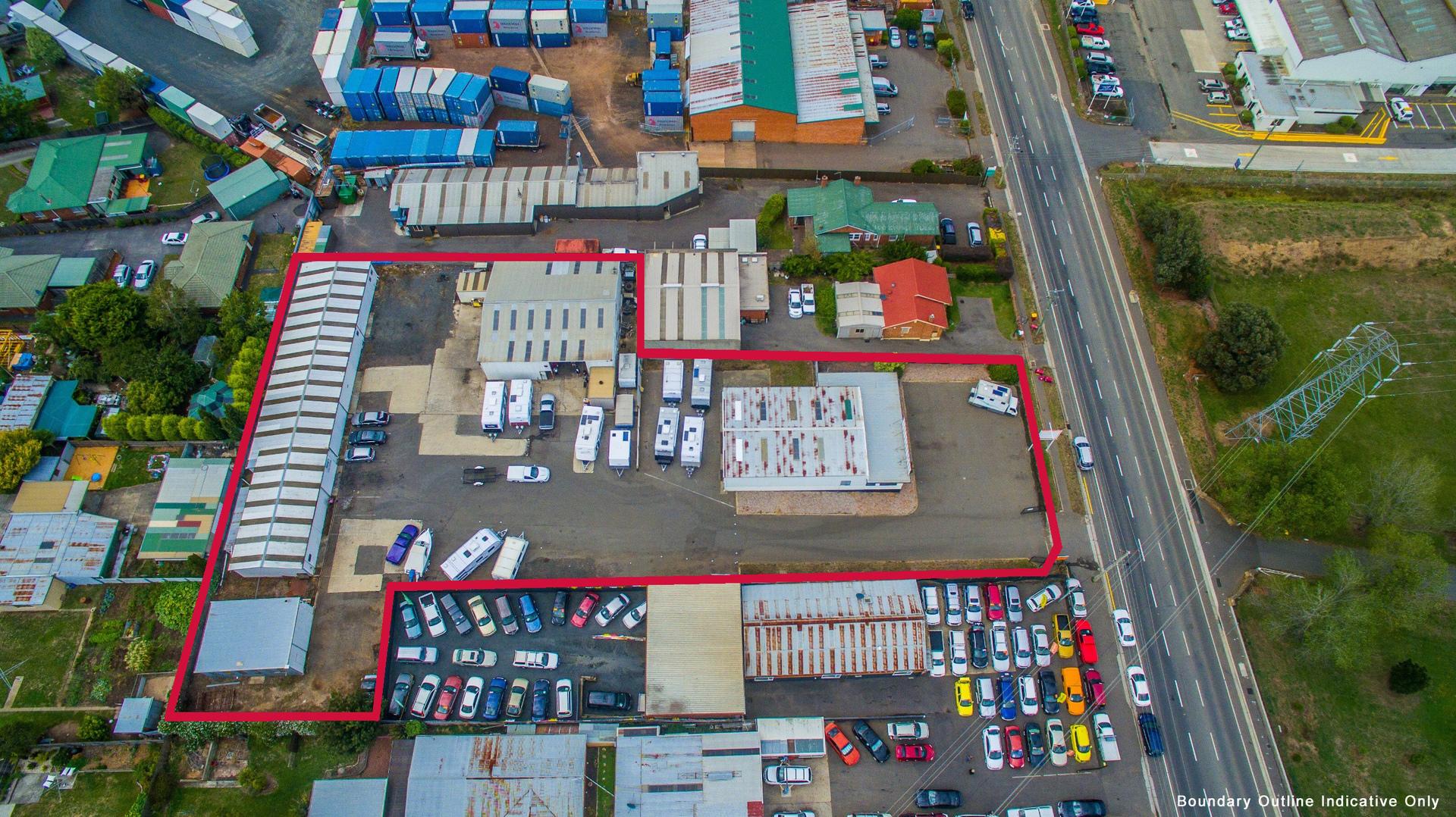 Hobart Road Warehouse Complex