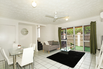 GREAT CENTRAL LOCATION, SECURE REMOTE ELECTRIC GATE, WELL MAINTAINED NEAT & TIDY COMPLEX WITH A POOL.