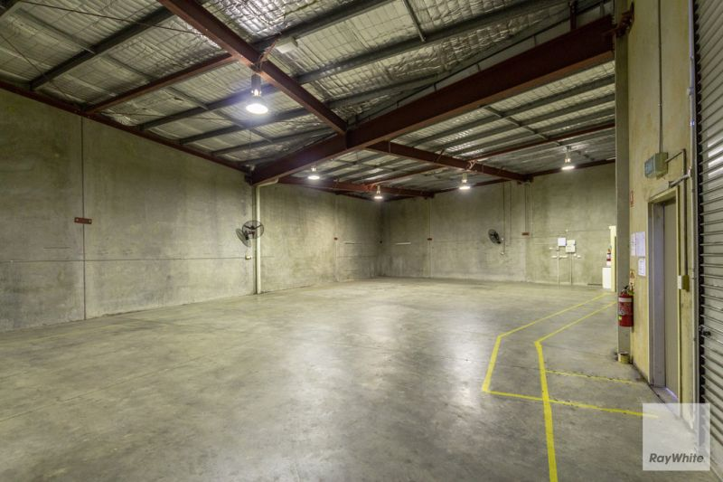 PRICE REDUCED TO SELL!! Clean & Tidy, Well Presented Industrial Unit For Sale | Kunda Park