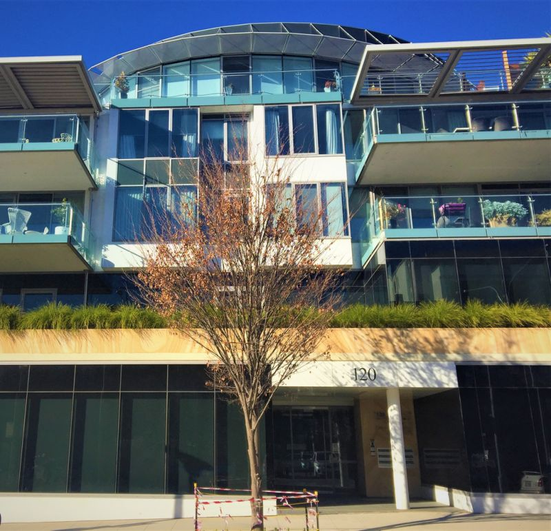 Premium fitted out office space - Kingston Foreshore