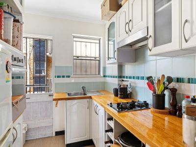 TWO BEDROOM APARTMENT ON BOWEN TERRACE