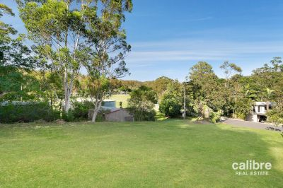 Rare Land  - With Superb Outlook & Only One Neighbour Along Side