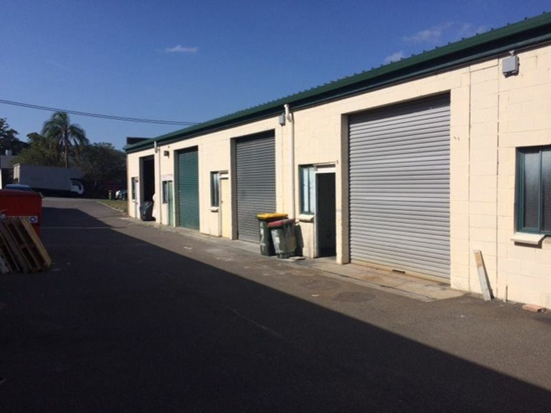 Located in the industrial hub of West Gosford!