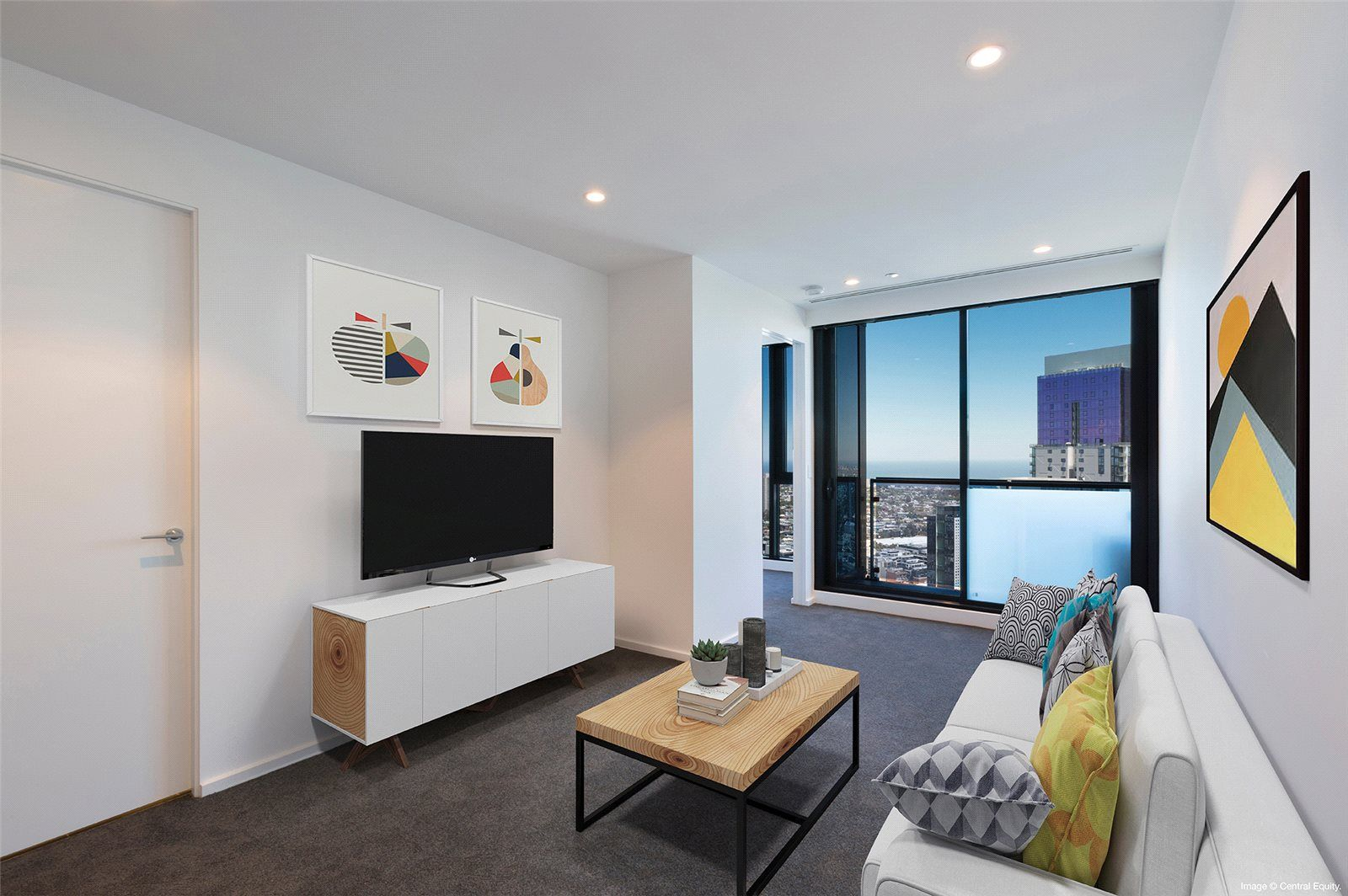 Spacious One Bedroom Apartment in the Heart of Southbank!