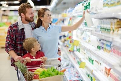 Low Rent Supermarket in the West - Ref:11031