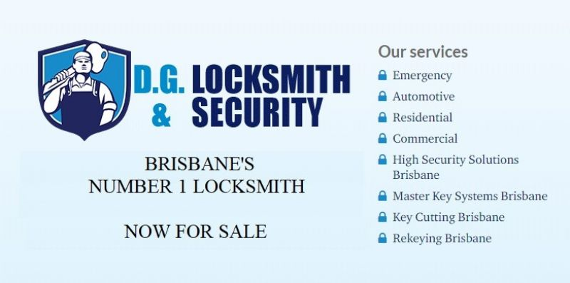 BRISBANE'S MOST RELIABLE LOCKSMITH SERVICE FOR 15 YEARS!