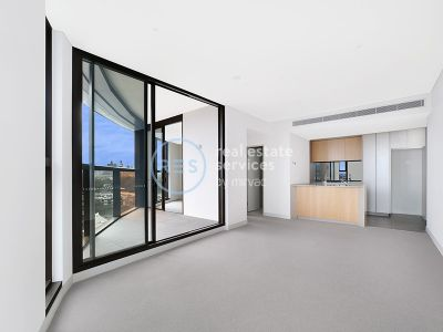 18th Floor, 1-Bedroom Apartment in Zetland