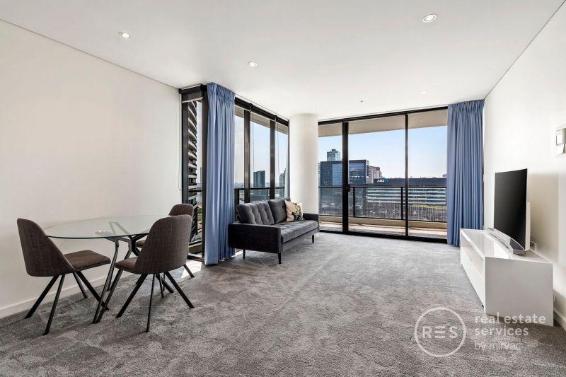 Magnificent Docklands one bedroom apartment