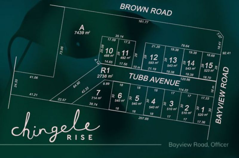 For Sale By Owner: Lot 5 Tubb Avenue, Officer, VIC 3809