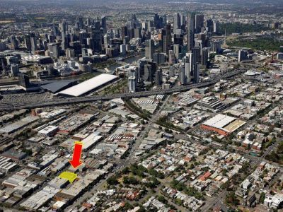 Superb Future Development Site In Montague Precinct
