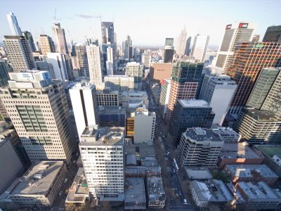 Melbourne One: Stunning Near New Two Bedroom - Right in the Heart of Melbourne!