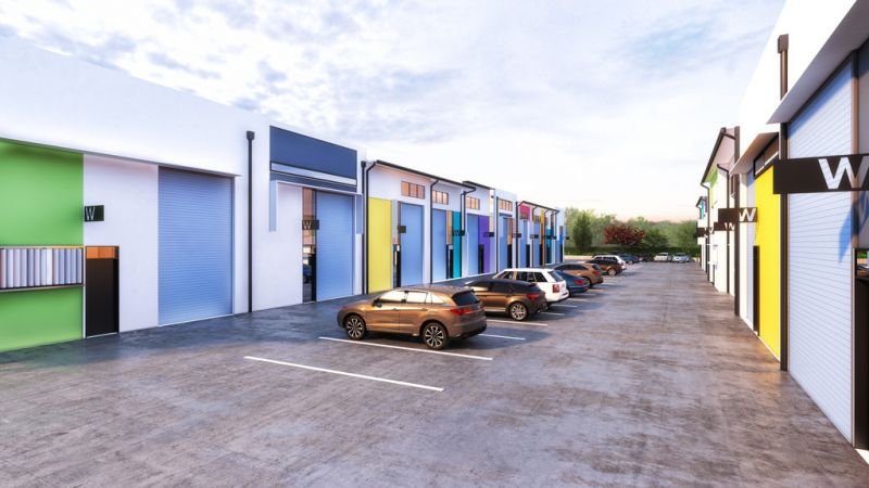 80sqm* BRAND NEW AFFORDABLE WORK STORE / WAREHOUSE / MAN CAVE