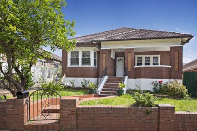 Solid Brick Home with Plenty Future Potential