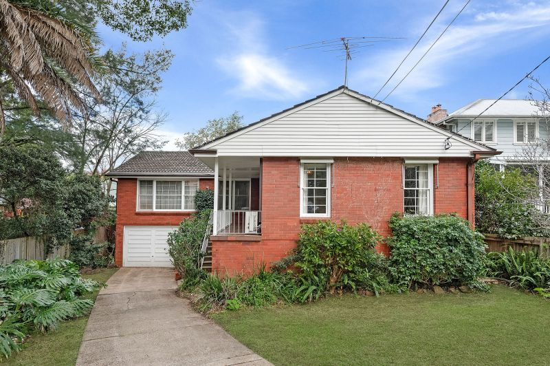 Renovator's delight on generous block of land