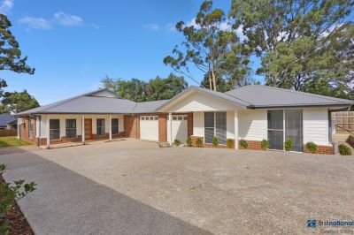 Brand New House and Granny Flat - 1089m2