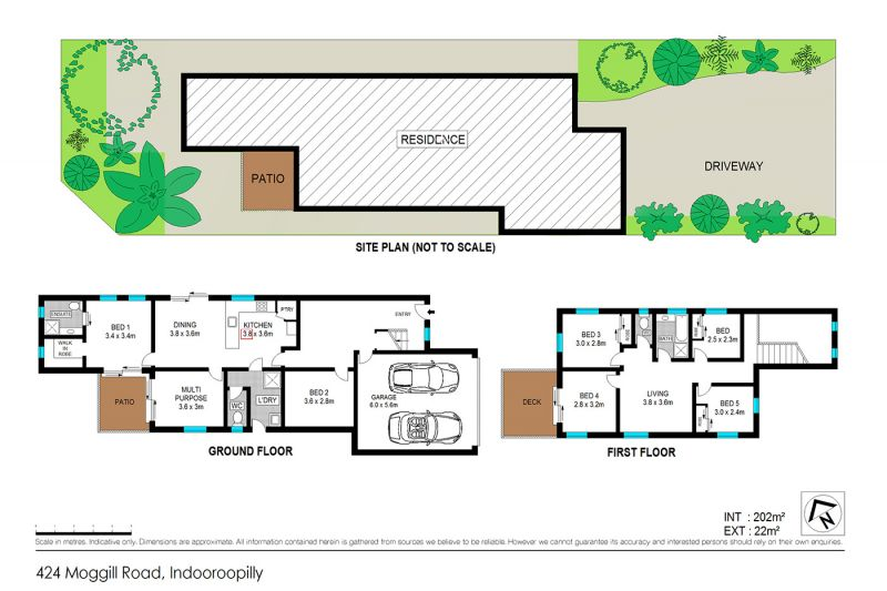 424 Moggill Road Indooroopilly 4068