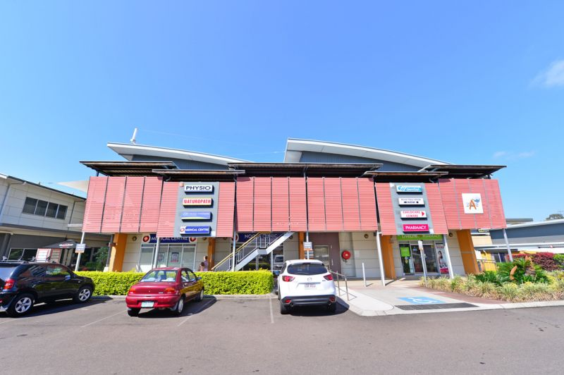 Tenancy Faces Street In Noosaville Medical & Professional Centre