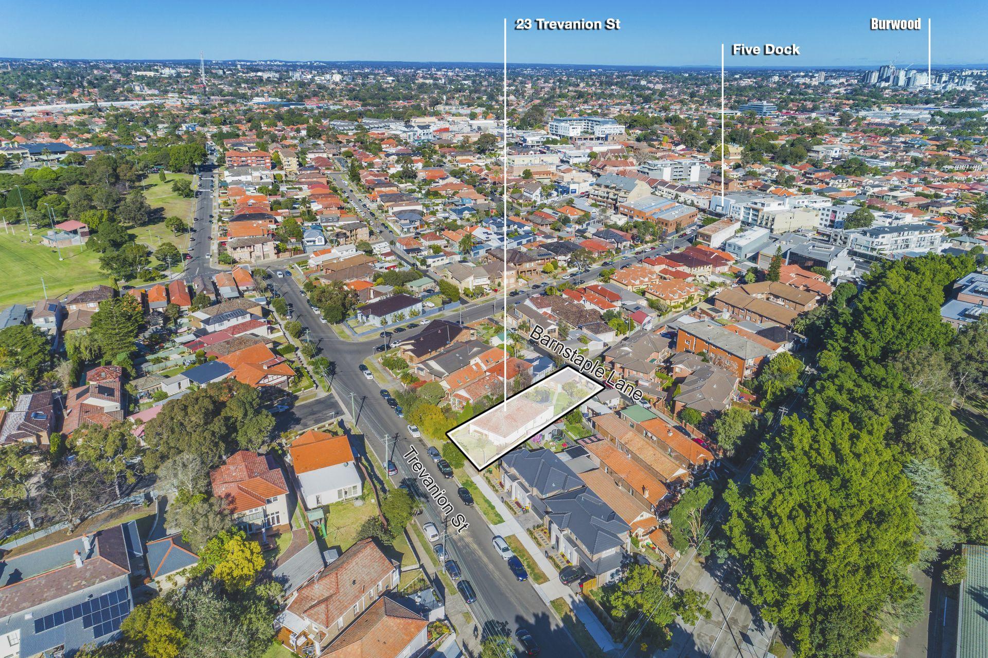 23 Trevanion Street, Five Dock NSW