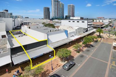 Southport CBD Retail Freehold  Premier Mall Position