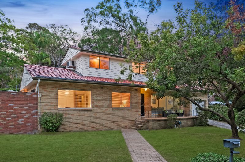 Convenient positioning in peaceful Thornleigh