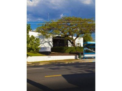 COMMANDING CORNER PROPERTY - OCCUPY OR DEVELOP! SOLD FOR $4,350,000.
