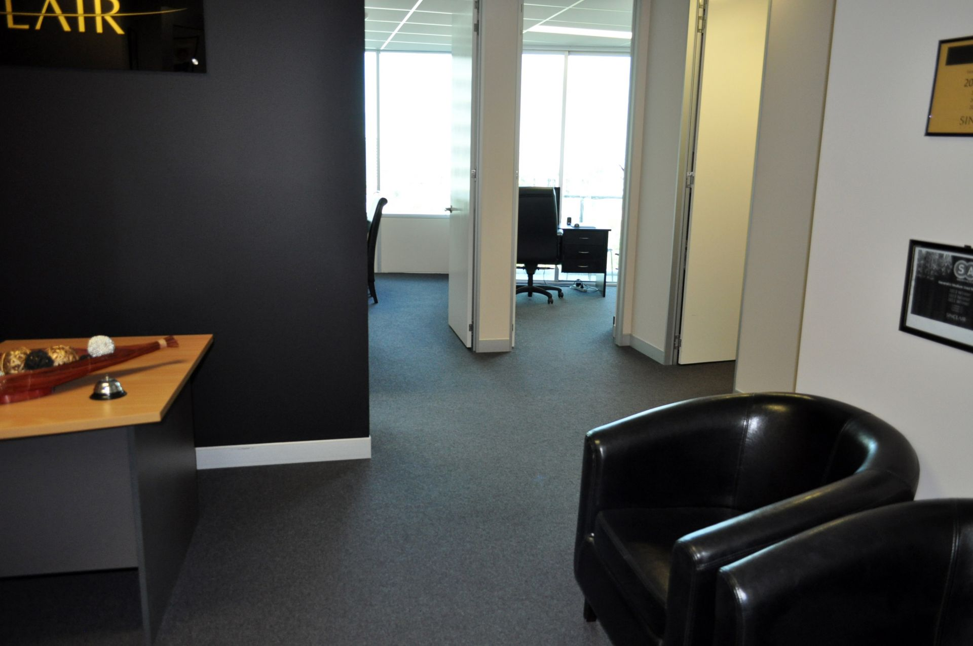 UNDER CONTRACT - Quality Fit-out and Views from High Floor Office