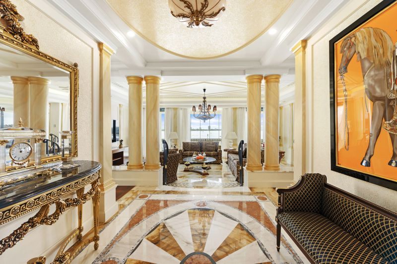 Exclusive Palazzo Versace Penthouse