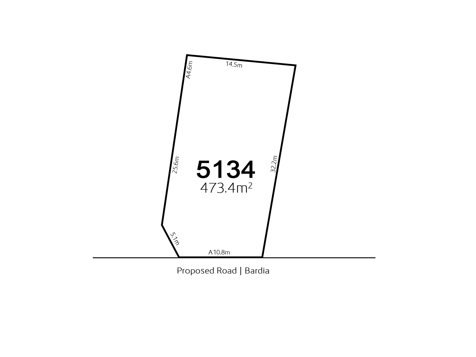 Bardia LOT 5134 Proposed Road | Bardia