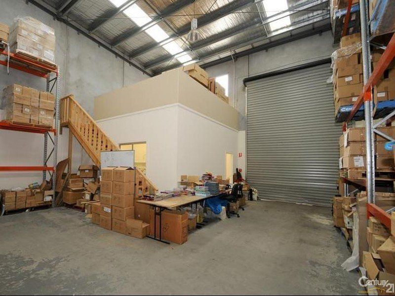 Modern Office / Warehouse with Dual Access!