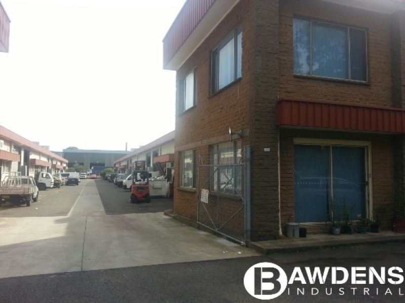 Front Unit Located In A Quiet Complex With Good Truck Access.  Access Via One Motorised Roller Door.