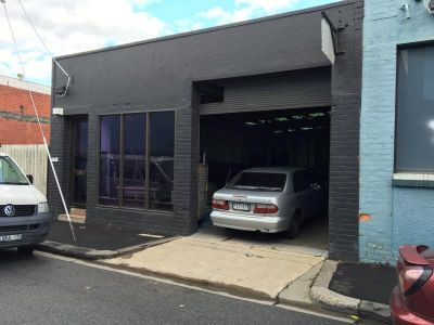 Affordable South Melbourne Warehouse