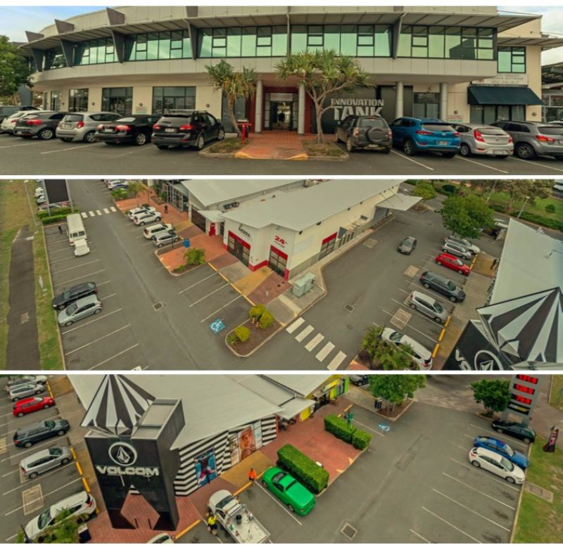 Food & General Retail/ Office/ Medical Approved Tenancies - AIRPORT CENTRAL