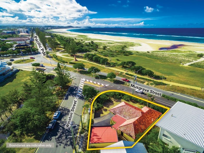 Gold Coast Beach Front Residential Development Site
