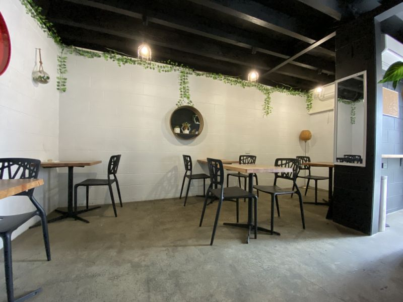 FULLY FURNISHED CAFE - READY TO MOVE IN AND OPEN STRAIGHT AWAY