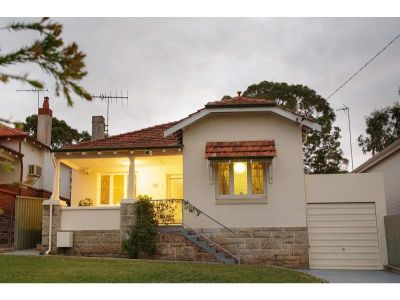 Classic Californian Bungalow with Plenty of Potential