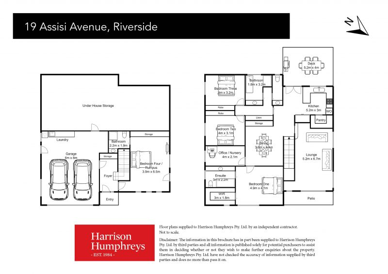 19 Assisi Avenue Floorplan