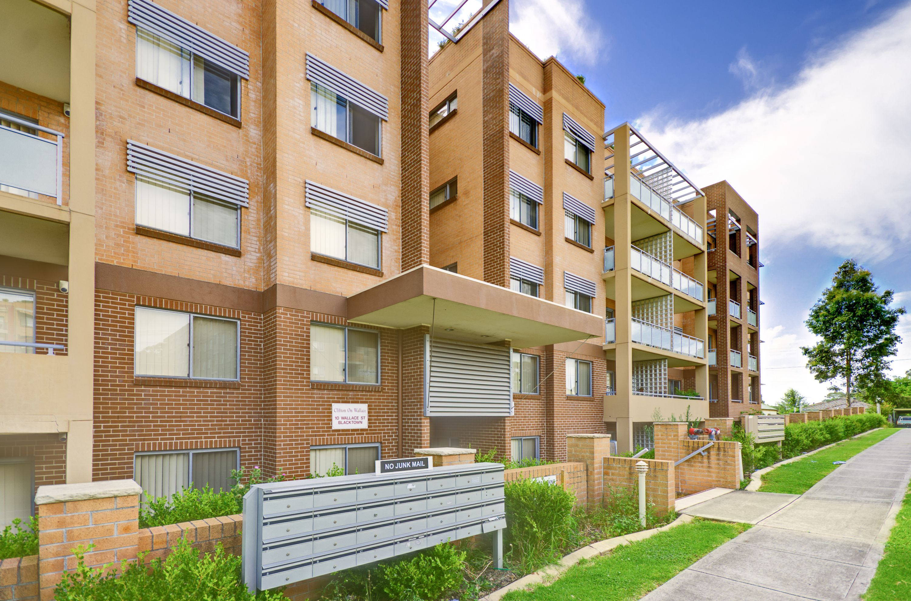 48/8-18 Wallace Street, Blacktown NSW 2148