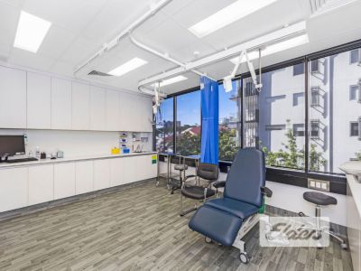FULLY FITTED GROUND FLOOR OFFICE/MEDICAL TENANCIES