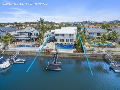 Stunning North to Water Family Home - Nothing To Be Done Except Move In.